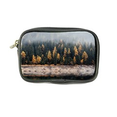 Trees Plants Nature Forests Lake Coin Purse
