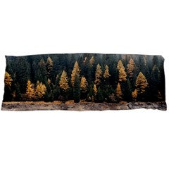 Trees Plants Nature Forests Lake Body Pillow Case Dakimakura (two Sides)