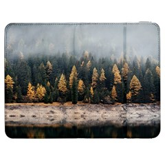Trees Plants Nature Forests Lake Samsung Galaxy Tab 7  P1000 Flip Case