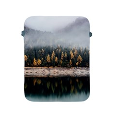 Trees Plants Nature Forests Lake Apple Ipad 2/3/4 Protective Soft Cases