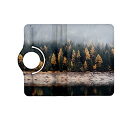 Trees Plants Nature Forests Lake Kindle Fire Hd (2013) Flip 360 Case by BangZart