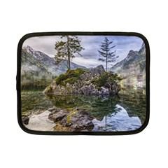 Hintersee Ramsau Berchtesgaden Netbook Case (small)
