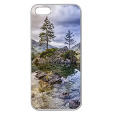 Hintersee Ramsau Berchtesgaden Apple Seamless Iphone 5 Case (clear)