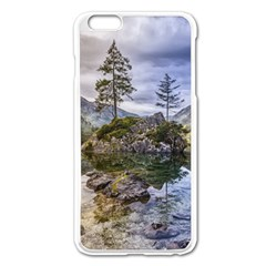 Hintersee Ramsau Berchtesgaden Apple Iphone 6 Plus/6s Plus Enamel White Case