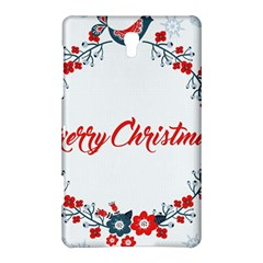 Merry Christmas Christmas Greeting Samsung Galaxy Tab S (8 4 ) Hardshell Case