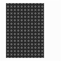 Kaleidoscope Seamless Pattern Small Garden Flag (two Sides)