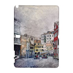 Venice Small Town Watercolor Galaxy Note 1 by BangZart