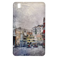 Venice Small Town Watercolor Samsung Galaxy Tab Pro 8 4 Hardshell Case