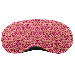 Tribal Pattern Hand Drawing Sleeping Masks by Cveti