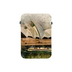Sydney The Opera House Watercolor Apple Ipad Mini Protective Soft Cases