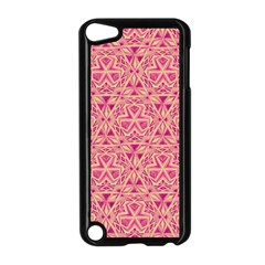Tribal Pattern Hand Drawing Apple Ipod Touch 5 Case (black) by Cveti
