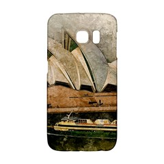 Sydney The Opera House Watercolor Galaxy S6 Edge by BangZart