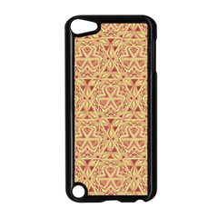 Tribal Pattern Hand Drawing 2 Apple Ipod Touch 5 Case (black) by Cveti