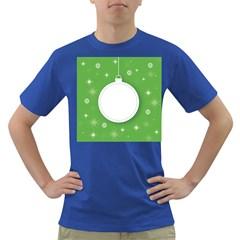 Christmas Bauble Ball Dark T Shirt