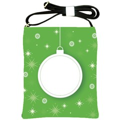 Christmas Bauble Ball Shoulder Sling Bags