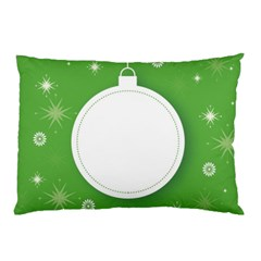 Christmas Bauble Ball Pillow Case (two Sides) by BangZart