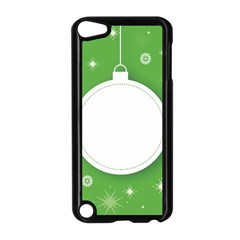 Christmas Bauble Ball Apple Ipod Touch 5 Case (black)