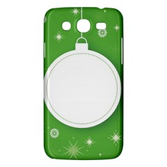 Christmas Bauble Ball Samsung Galaxy Mega 5 8 I9152 Hardshell Case