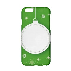 Christmas Bauble Ball Apple Iphone 6/6s Hardshell Case by BangZart