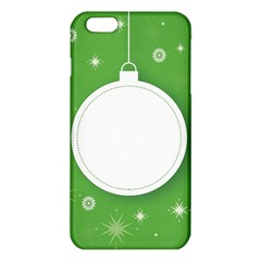 Christmas Bauble Ball Iphone 6 Plus/6s Plus Tpu Case by BangZart