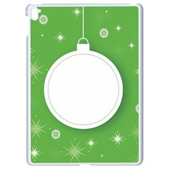 Christmas Bauble Ball Apple Ipad Pro 9 7   White Seamless Case