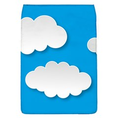 Clouds Sky Background Comic Flap Covers (l)