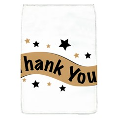 Thank You Lettering Thank You Ornament Banner Flap Covers (l)  by BangZart
