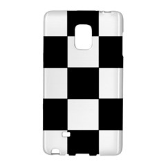 Grid Domino Bank And Black Galaxy Note Edge by BangZart