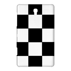 Grid Domino Bank And Black Samsung Galaxy Tab S (8 4 ) Hardshell Case  by BangZart