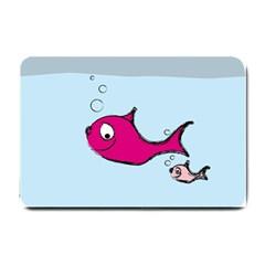 Fish Swarm Meeresbewohner Creature Small Doormat