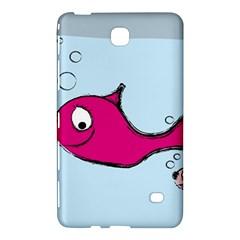 Fish Swarm Meeresbewohner Creature Samsung Galaxy Tab 4 (8 ) Hardshell Case
