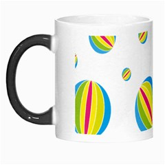 Balloon Ball District Colorful Morph Mugs