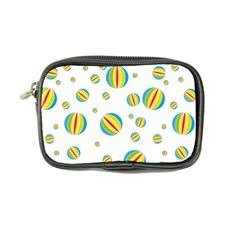 Balloon Ball District Colorful Coin Purse