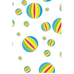 Balloon Ball District Colorful 5 5  X 8 5  Notebooks