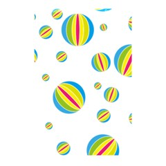 Balloon Ball District Colorful Shower Curtain 48  X 72  (small)