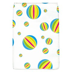 Balloon Ball District Colorful Flap Covers (l)