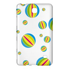 Balloon Ball District Colorful Samsung Galaxy Tab 4 (8 ) Hardshell Case  by BangZart