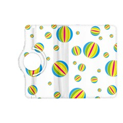 Balloon Ball District Colorful Kindle Fire Hd (2013) Flip 360 Case by BangZart