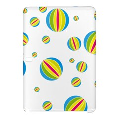 Balloon Ball District Colorful Samsung Galaxy Tab Pro 10 1 Hardshell Case by BangZart