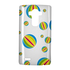 Balloon Ball District Colorful Lg G4 Hardshell Case
