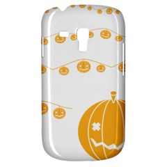 Pumpkin Halloween Deco Garland Galaxy S3 Mini