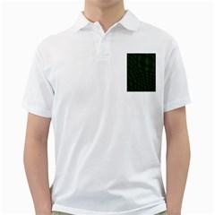 Pattern Dark Texture Background Golf Shirts