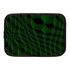 Pattern Dark Texture Background Netbook Case (medium)
