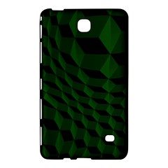 Pattern Dark Texture Background Samsung Galaxy Tab 4 (8 ) Hardshell Case
