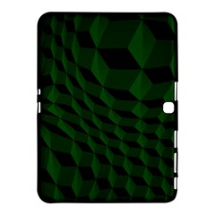 Pattern Dark Texture Background Samsung Galaxy Tab 4 (10 1 ) Hardshell Case