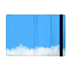 Sky Blue Blue Sky Clouds Day Apple Ipad Mini Flip Case by BangZart