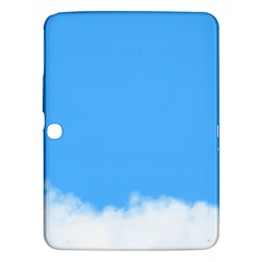 Sky Blue Blue Sky Clouds Day Samsung Galaxy Tab 3 (10 1 ) P5200 Hardshell Case