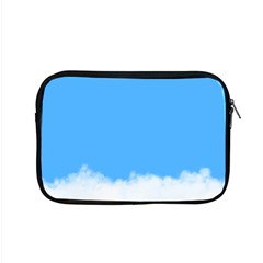 Sky Blue Blue Sky Clouds Day Apple Macbook Pro 15  Zipper Case