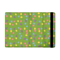 Balloon Grass Party Green Purple Apple Ipad Mini Flip Case
