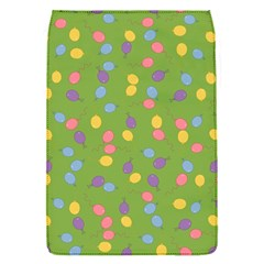 Balloon Grass Party Green Purple Flap Covers (s)